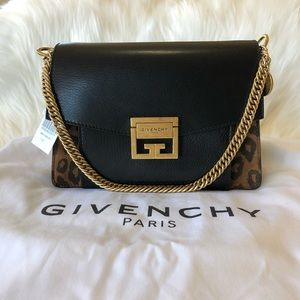 🍁 nwt | givenchy | Small GV3 Leather Crossbody